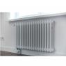 Радиатор Zehnder Charleston Completto 3-трубчатый RAL 9016 нижнее подкл.