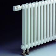 Радиатор Zehnder Charleston Completto 2-трубчатый подключение V001