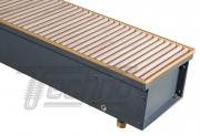 Внутрипольные конвекторы Techno WD глубина 140 мм ширина 420 мм