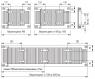 Радиатор Stelrad Compact тип 11 высота 500 мм