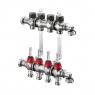 Oventrop Multidis SF Коллектор для панельного отопления и охлаждения со встроенными ротаметрами