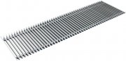 Рулонная решетка алюминиевая стандарт Techno ширина 420 мм