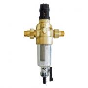 Фильтр для холодной воды с прямой промывкой и редуктором давления Protector mini C/R HWS, BWT