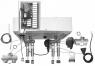 Комплект 3-ходового клапана FUGAS для котла СКАТ