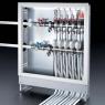 Гребёнка- Oventrop Multidis SF со встроенными ротаметрами