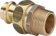 Viega Profipress G SC-Contur разъёмное соединение с наружной резьбой 2654