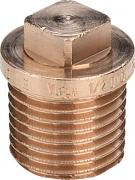 Заглушка Viega НР бронза 3290