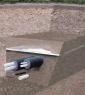 Труба для ХВС белый кабель, Supra Standart, Uponor (Ecoflex)