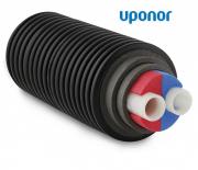 Труба для отопления Varia Twin 6 бар, Uponor (Ecoflex)