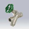 Вентиль прямоточный с косым фильтром VALTEC VT.053