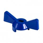 """Ручка для крана 1/2"""" синяя VALTEC VT.220"""