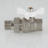 Кран шаровой VALTEC BASE с полусгоном VT.227 (W)
