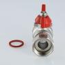 Кран шаровой с накидной гайкой VALTEC VT.241