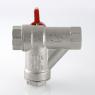 Кран шаровой со встроенным прямым фильтром VALTEC VT.294