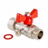 Кран шаровой для подключения манометра с НР VALTEC VT.806