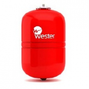 Бак мембранный для отопления 24 л Wester WRV24