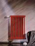 Радиатор Zehnder Charleston Completto 3-трубчатый подключение V001