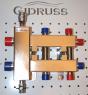 Комплект настенного монтажа балансировочного коллектора K.BMSS-100, Gidruss