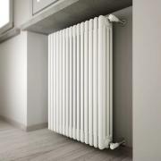 Радиатор Zehnder Charleston Completto 3-трубчатый подключение боковое