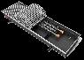 Внутрипольные конвекторы Techno Usual глубина 140 мм ширина 250 мм