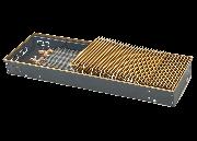 Рулонная решетка Techno золото, бронза ширина 150 мм